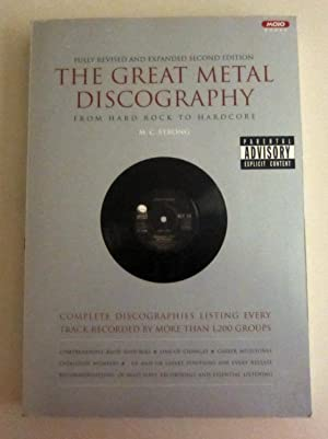 The Great Metal Discography: From Hard Rock to Hardcore (2nd Edition)
