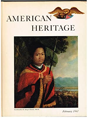 American Heritage: The Magazine of History; February: Jensen, Oliver (Editor);
