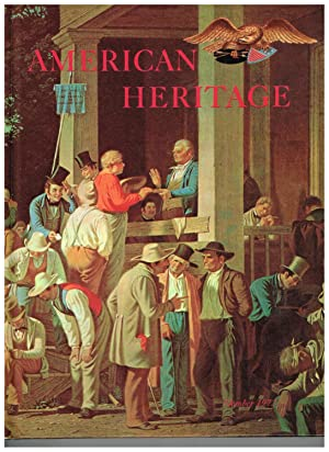 American Heritage: The Magazine of History; October: Jensen, Oliver (Editor);