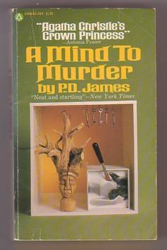 A Mind to Murder (Adam Dalgliesh Mystery: James, P. D.