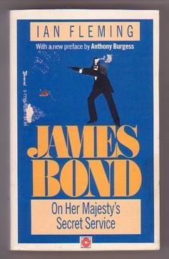 On Her Majesty's Secret Service (James Bond: Fleming, Ian; Burgess,