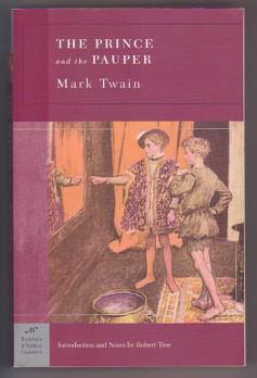 The Prince and the Pauper (Barnes &: Twain, Mark; Tine,