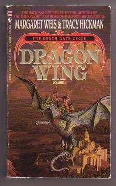 Dragon Wing (The Death Gate Cycle #1)