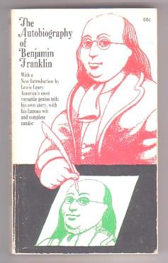 an introduction to the autobiography of benjamin franklin 142 quotes from the autobiography of benjamin franklin: 'they who can give up essential liberty to obtain a little temporary safety deserve neither liber.