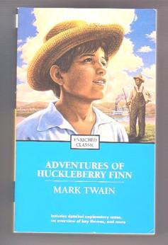 The Adventures of Huckleberry Finn (Enriched Classics): Twain, Mark; Johnson,