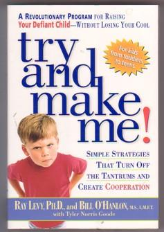 Try and Make Me!: Simple Strategies That: O'Hanlon, Bill; Levy,