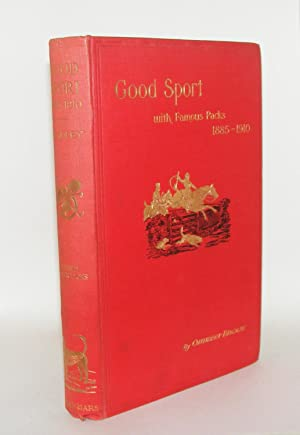 GOOD SPORT SEEN WITH SOME FAMOUS PACKS 1885 - 1910: BRADLEY Cuthbert, CHAPLIN Henry