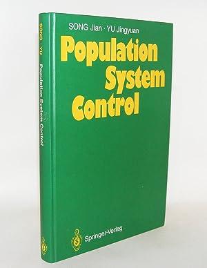 POPULATION SYSTEM CONTROL: SONG Jian, YU