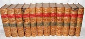 THE WAVERLEY NOVELS Abbotsford Edition in 12 Volumes: SCOTT Sir Walter