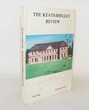 THE KEATS-SHELLEY REVIEW Number 8: GRAHAM-CAMPBELL Angus