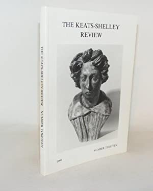 THE KEATS-SHELLEY REVIEW Number 13: GRAHAM-CAMPBELL Angus