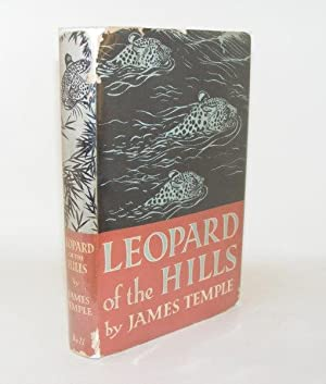 LEOPARD OF THE HILLS: TEMPLE James