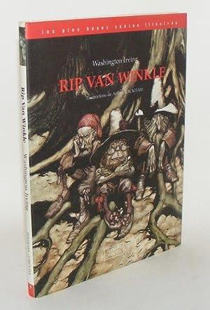 RIP VAN WINKLE: IRVING Washington, RACKHAM