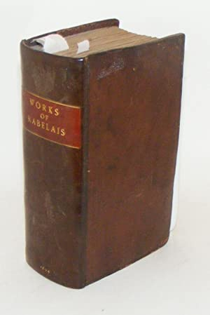 THE WORKS OF F. RABELAIS M.D. Or: RABELAIS Francois, URCHARD