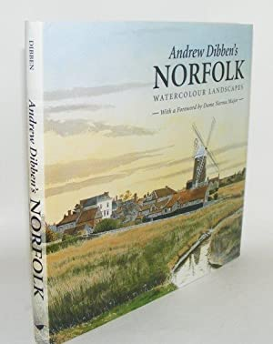 ANDEW DIBBEN'S NORFOLK Watercolour Landscapes: DIBBEN Andrew