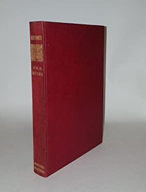 WORDSWORTH English Men of Letters: MYERS F.W.H.