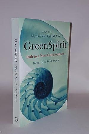 GREEN SPIRIT Path to a New Consciousness: McCAIN Marian Van