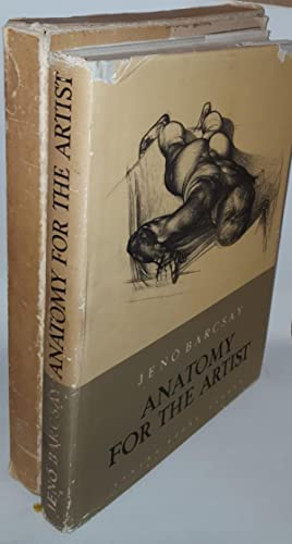 Anatomy Artist by Jeno Barcsay, First Edition - AbeBooks
