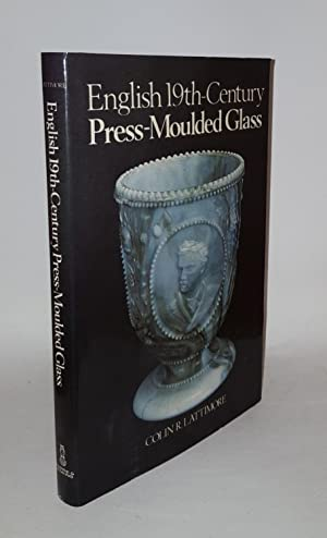 ENGLISH 19th CENTURY PRESS-MOULDED GLASS