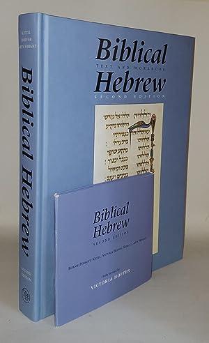 BIBLICAL HEBREW Text and Workbook: HOFFER Vicki, KITTEL