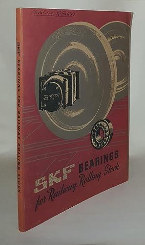 SKF BEARINGS FOR RAILWAY ROLLING STOCK: Skefko Ball Bearing