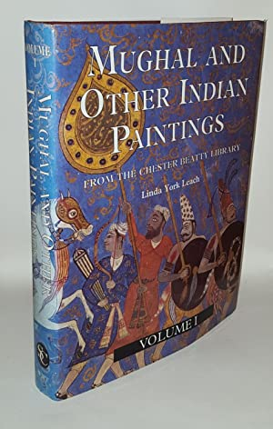 MUGHAL AND OTHER INDIAN PAINTINGS From the: LEACH Linda York