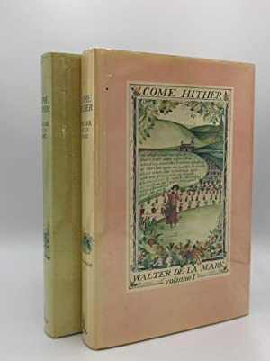 COME HITHER A Collection of Rhymes and Poems for the Young of all Ages Volume I [&] Volume II [2 ...