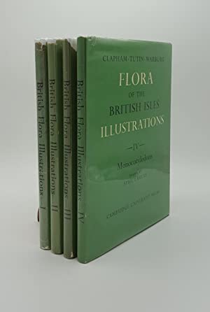 FLORA OF THE BRITISH ISLES Illustrations Part: CLAPHAM A.R., TUTIN