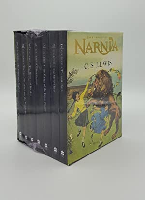 THE CHRONICLES OF NARNIA 7 Volumes The Magician's Nephew The Lion The Witch and the Wardrobe The ...