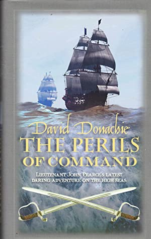 The Perils of Command (John Pearce series) **signed first edition**