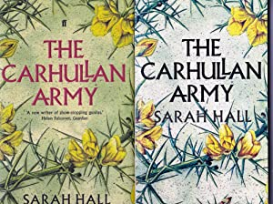 The Carhullan Army **signed first edition** plus reading proof