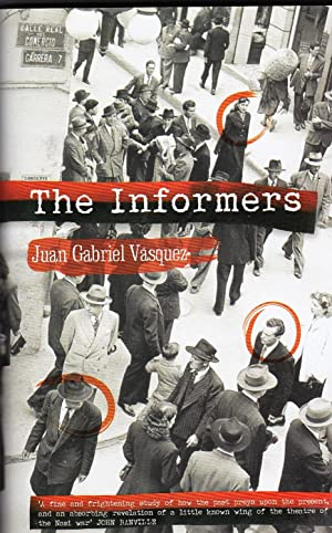 The Informers **signed and dated UK first edition**