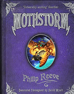 Mothstorm **Fine First edition, Book 3 Larklight Series**