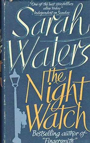 The Night Watch **signed first edition** Man Booker shortlist, Orange shortlist