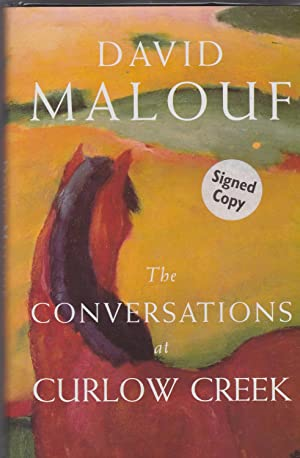 Conversations at Curlow Creek **signed first edition**