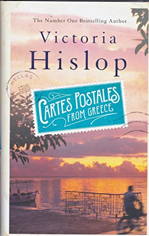 Cartes Postales from Greece **signed first edition**