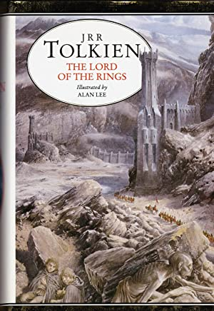 The Lord of The Rings Centenary Edition illustrated by Alan Lee