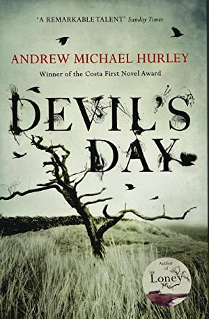 Devil's Day **signed first edition**
