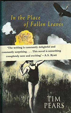 In The Place of Fallen Leaves **signed first edition**