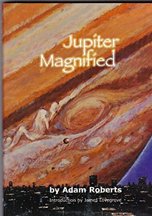 Jupiter Magnified **double-signed, limited edition, this copy numbered 137 of 300 copies **