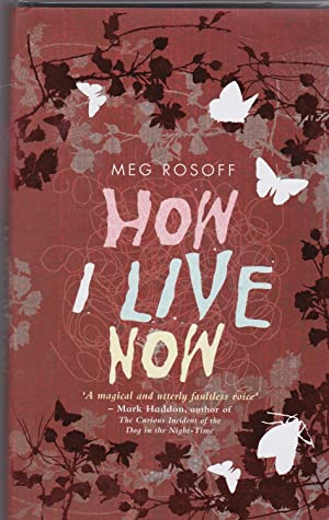 How I Live Now **signed first edition with publisher's press release**