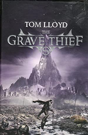 The Grave Thief. Twilight Reign Book 3
