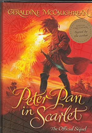 Peter Pan in Scarlet. The Official Sequel
