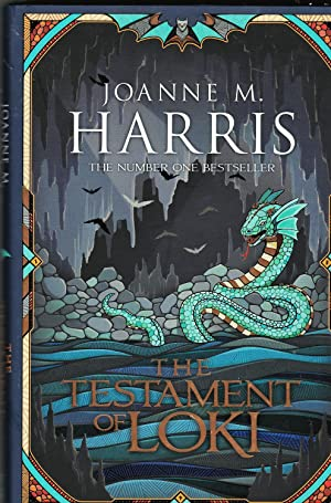 The Testament of Loki **signed first edition**