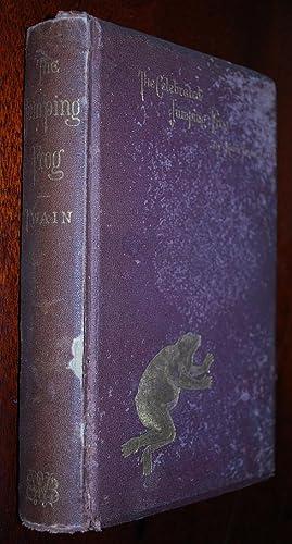 The Celebrated Jumping Frog of Calaveras County: Twain, Mark; Samuel