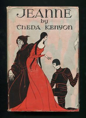Jeanne Kenyon, Theda Near Fine Hardcover