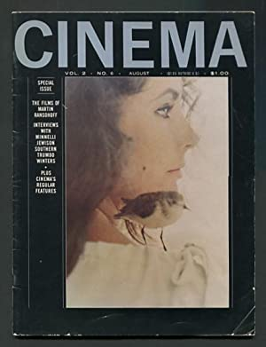 Cinema [magazine] (July-August 1965) [cover: Elizabeth Taylor in THE SANDPIPER]