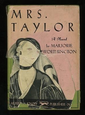 Mrs. Taylor: Worthington, Marjorie