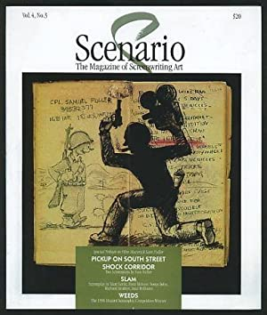 Scenario: The Magazine of Screenwriting Art (Fall 1998) [special Sam Fuller tribute issue]