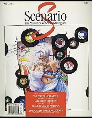 Scenario: The Magazine of Screenwriting Art (Winter: Lippy, Tod, ed.